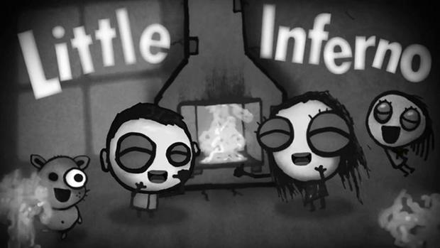 L'inquietante pubblicità del Little Inferno