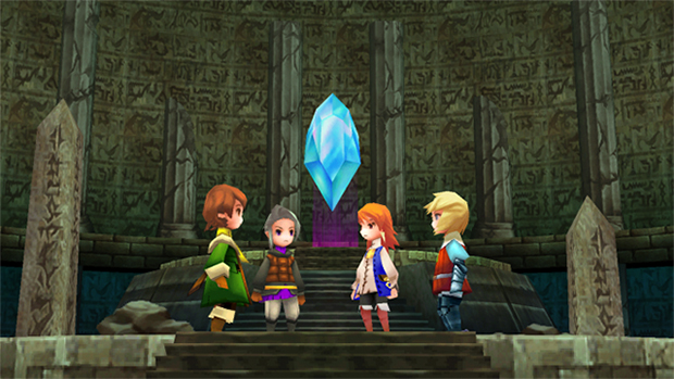 Final Fantasy III arriva su PC e Steam