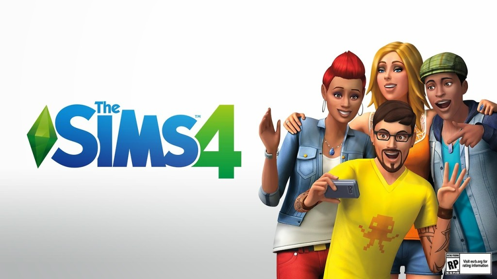 The Sims 4 background