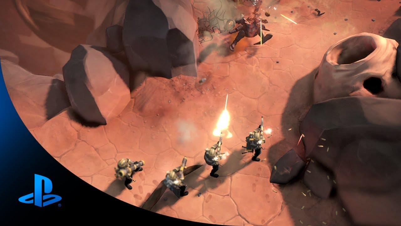 Helldivers per PS3 PS4 e PSVita