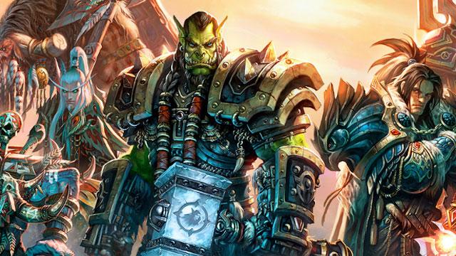 Warcraft, film su WOW, arriverà nel 2016.