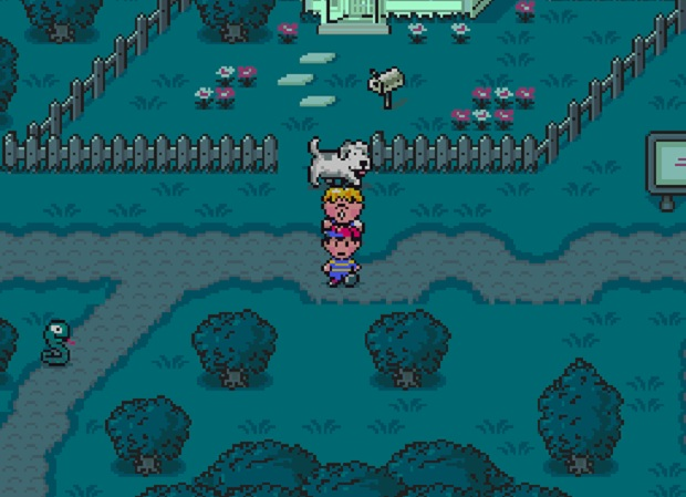 PixelFlood_Mother2_EarthBound_Game