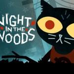 Night in the Woods - Inseguire qualcosa, restando immobili