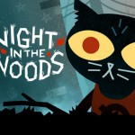 Night in the Woods - Inseguire qualcosa, restando immobili
