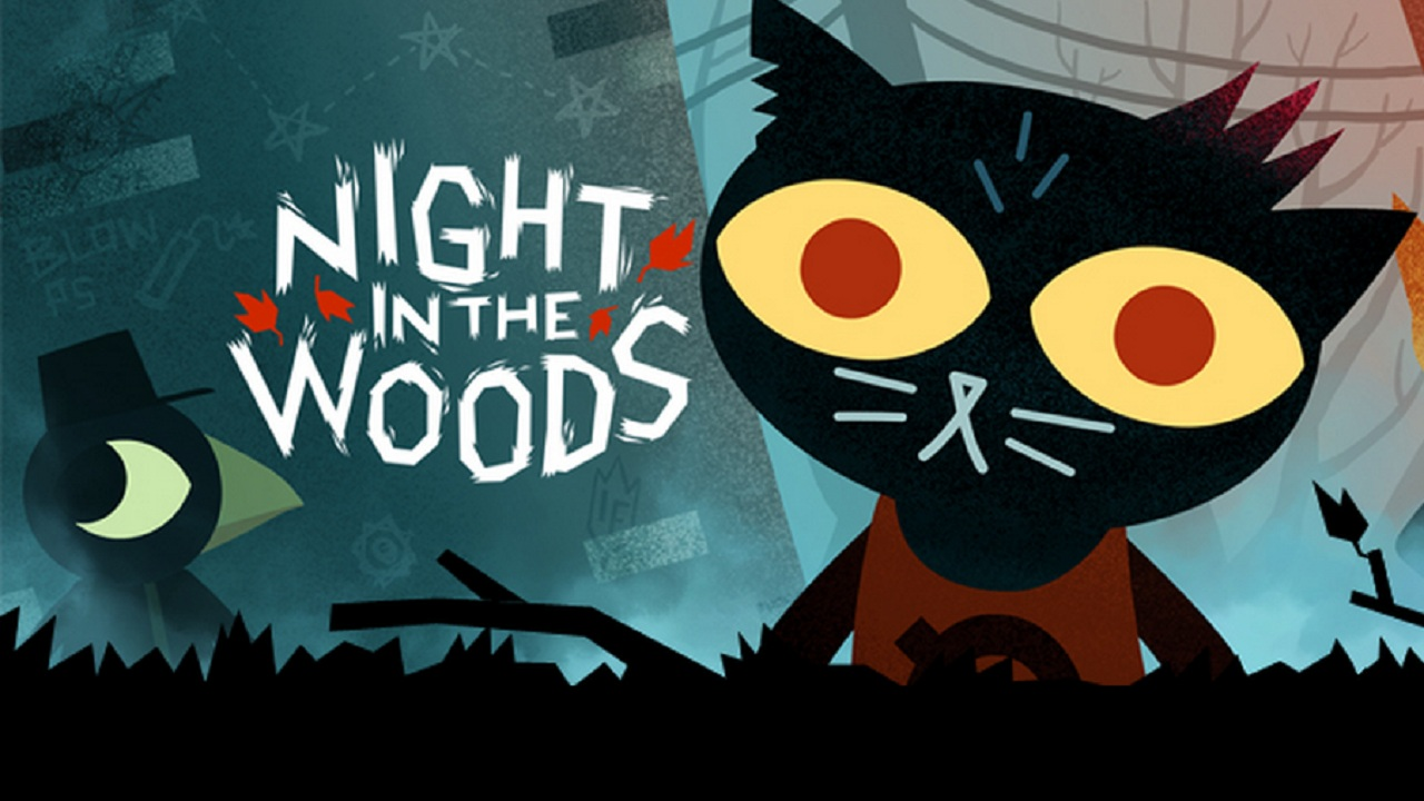 Night in the Woods – Inseguire qualcosa, restando immobili