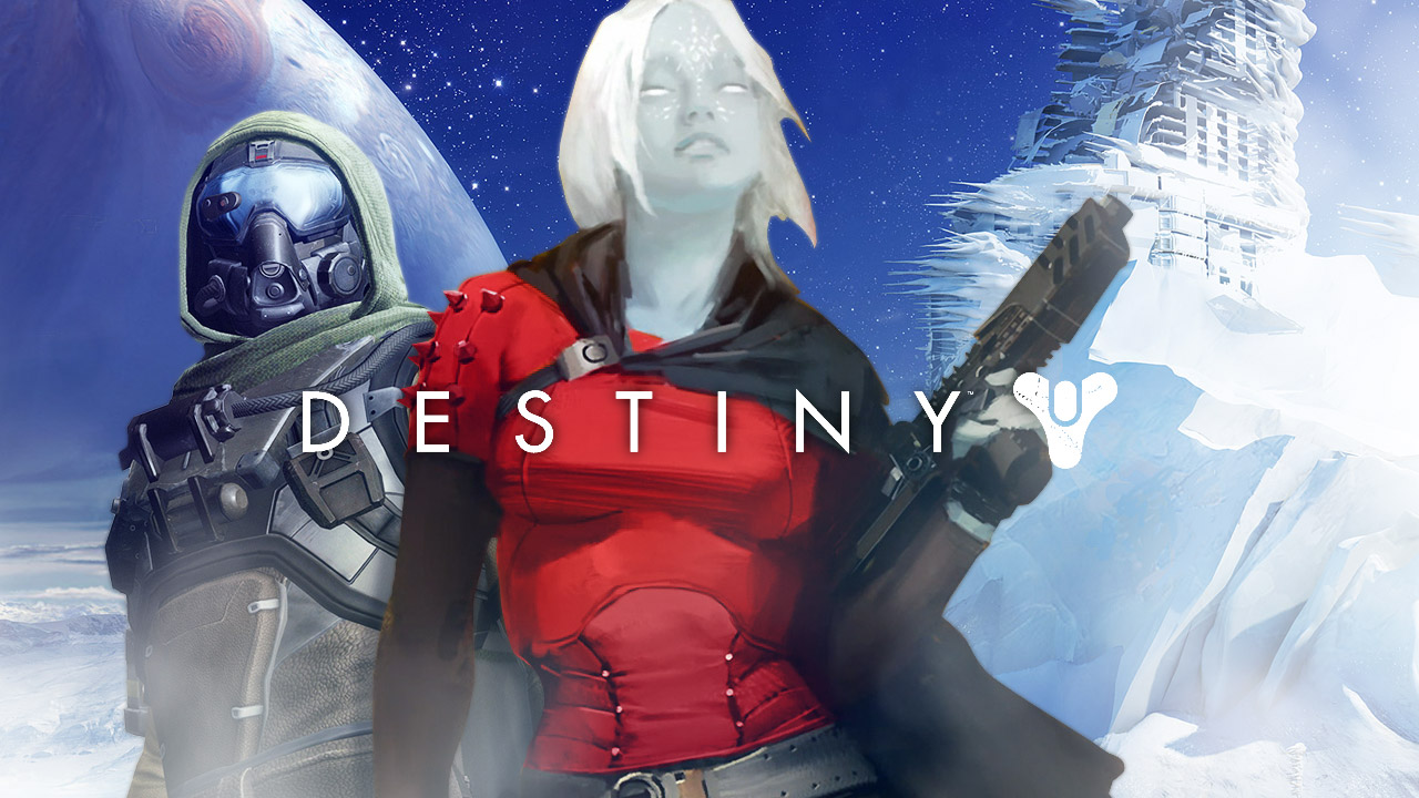 multiplayer competitivo di destiny ripreso in video