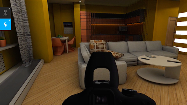 CameraSim 3D