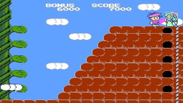 PixelFlood_AsmikAce_JumpinKidJacktoMamenoKiMonogatari_Game