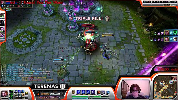 Terenas league of legends