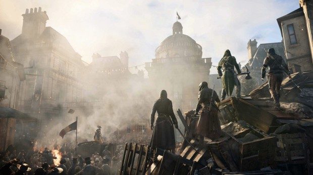 Novita' su Assassin's Creed Unity