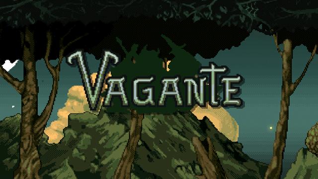 Vagante: una caverna sul limitare del bosco