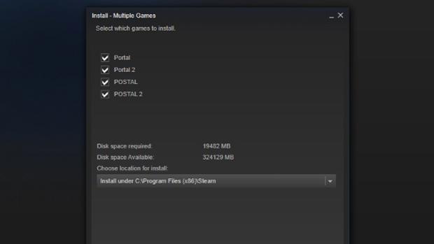 Steam Installazioni Multiple