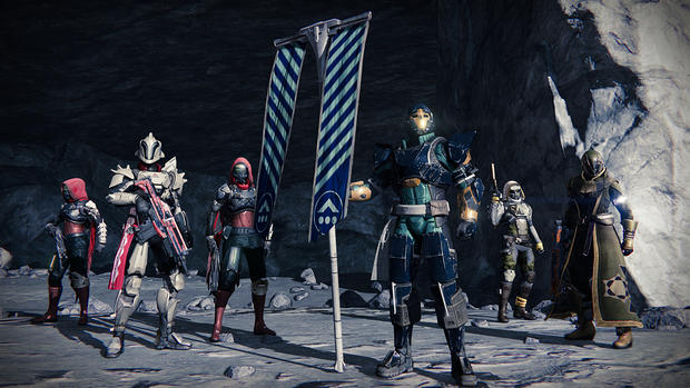 Destiny multiplayer