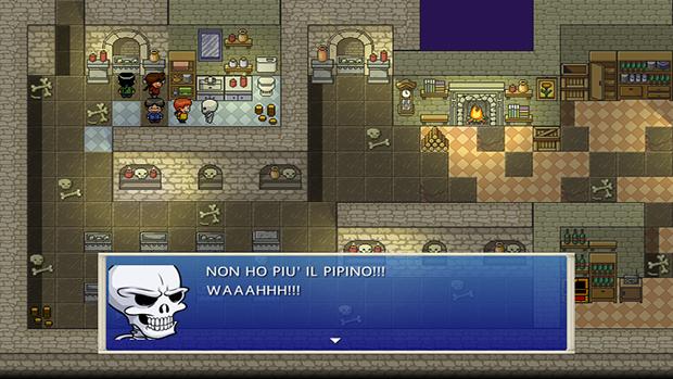 PixelFlood_Doom&Destiny_dialoghi