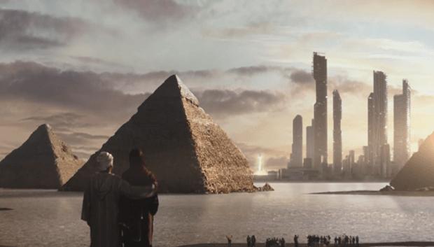 Piramidi, grattacieli e razzi spaziali: tutto grazie del Grande Errore!