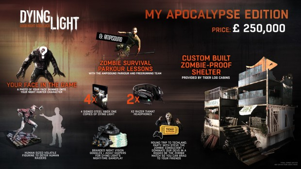 Dying Light Edition