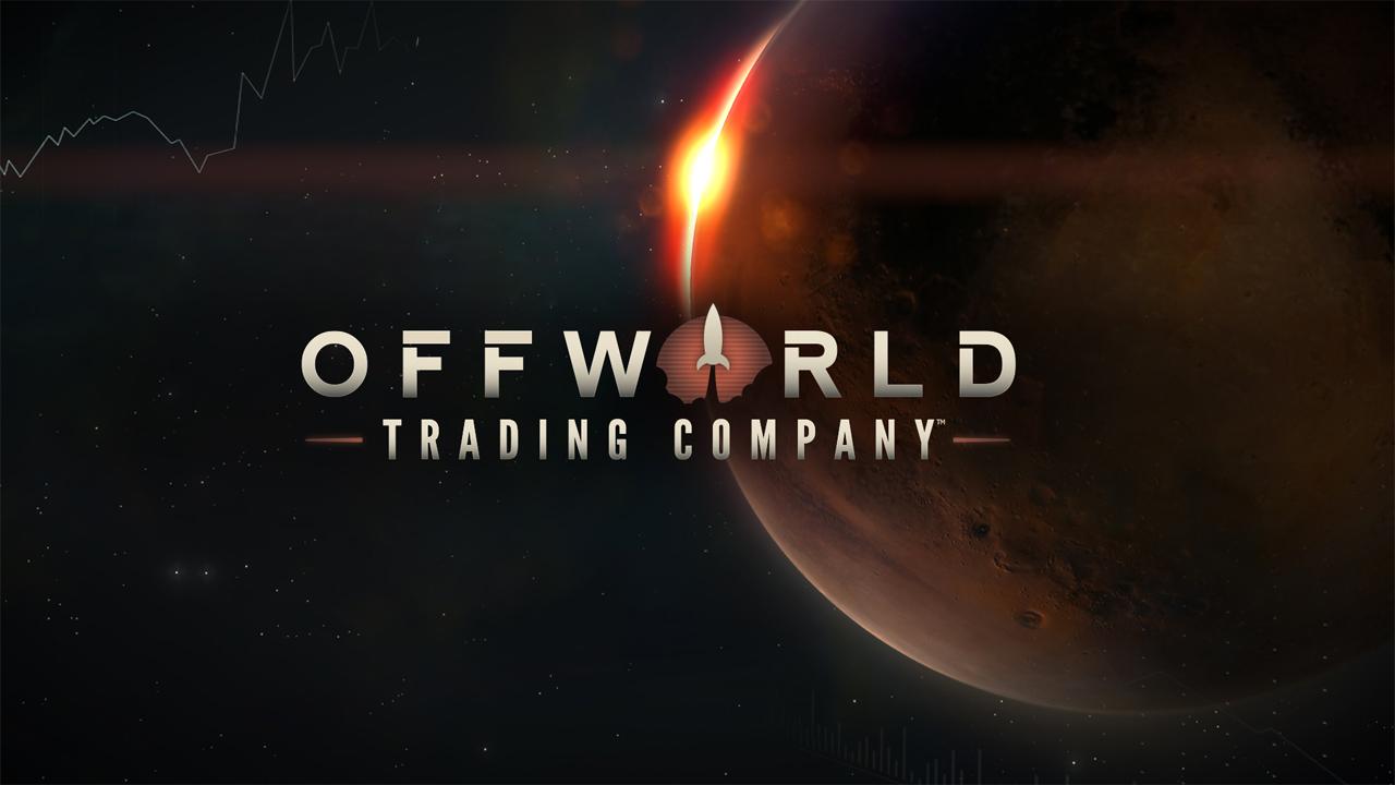 Offworld Trading Company: la guerra a colpi di stock market