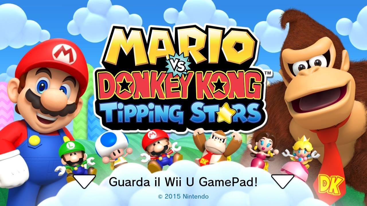 Mario vs. Donkey Kong – Tipping Stars: marciando s'impara.