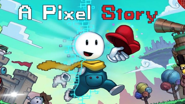A Pixel Story: una lettera d'amore