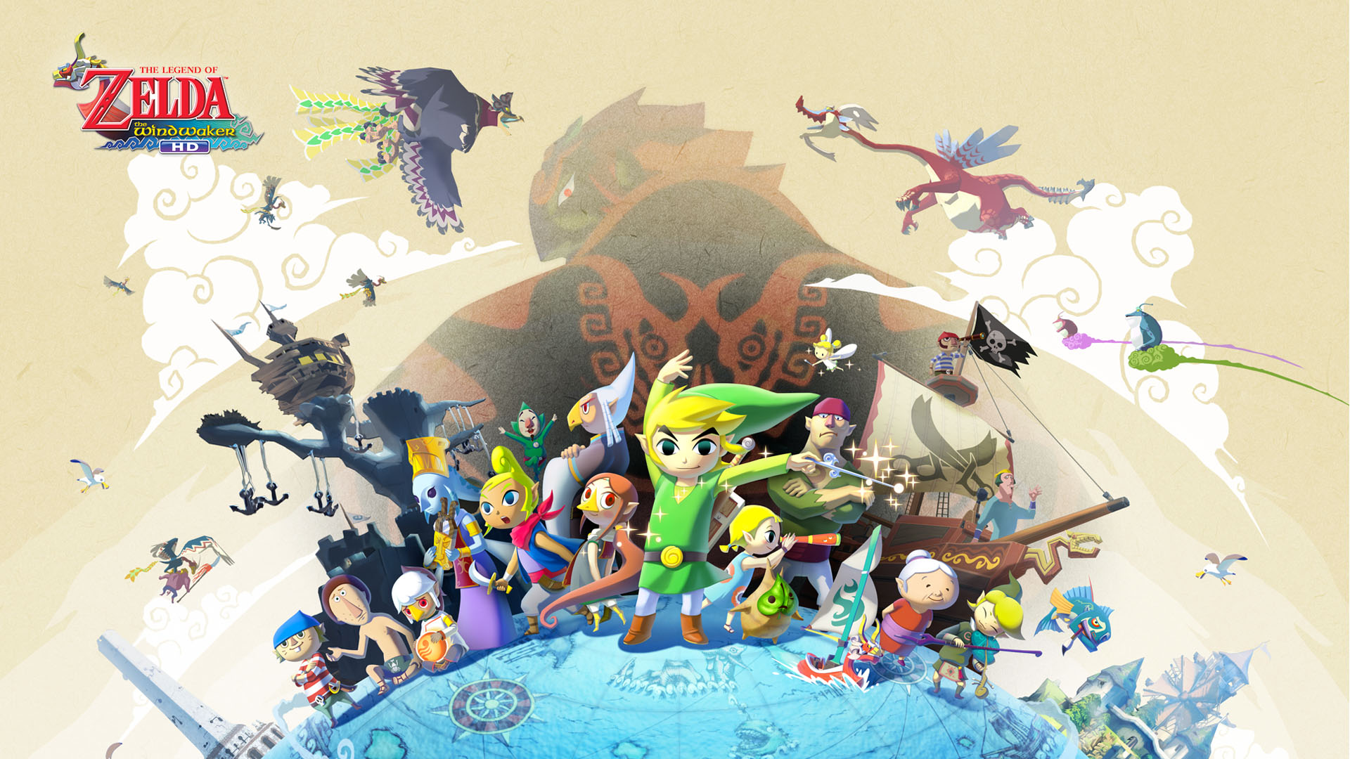 The Legend of Zelda – The Wind Waker HD: Naufragar m'è dolce in questo mare