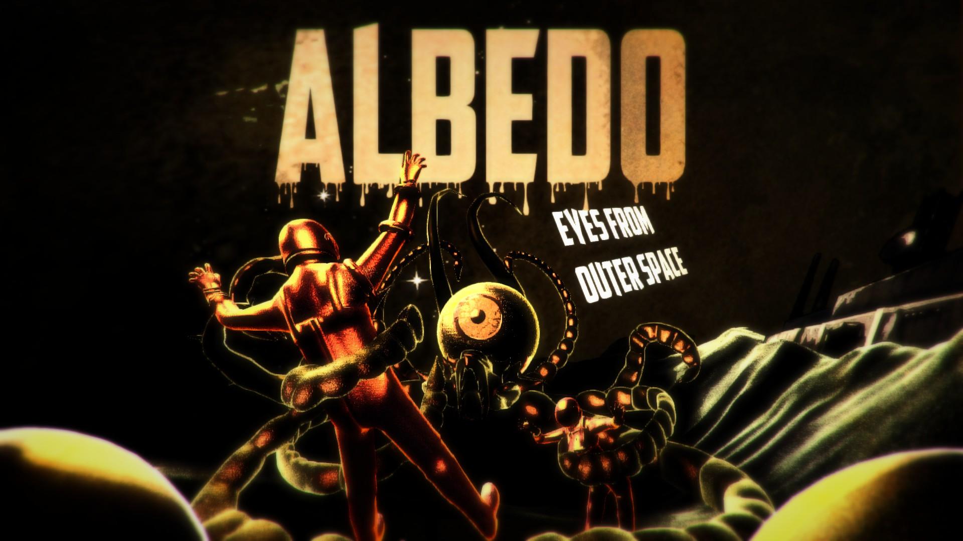 Albedo: Eyes from Outer Space – Doom, Monkey Island e Star Trek entrano in un bar…