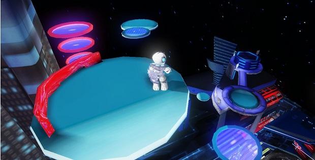Robot Pinball Escape