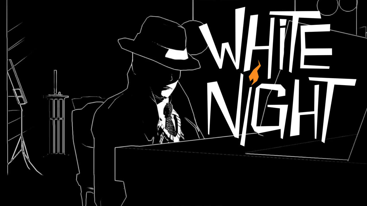 White Night: out of the white into the black