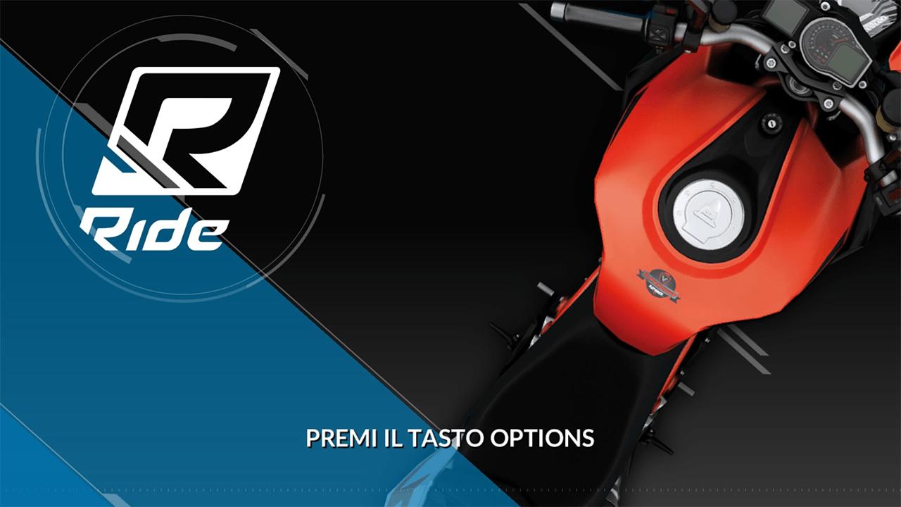 Ride: the real motorbike simulator