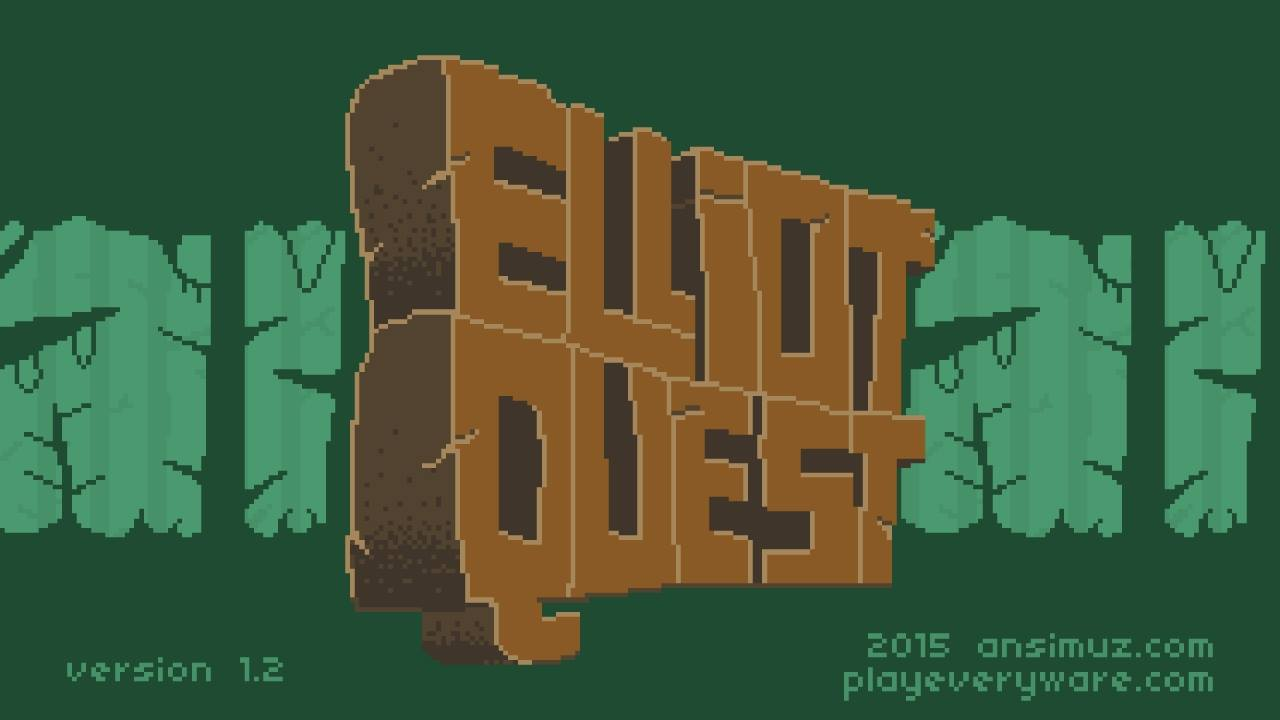 Elliot Quest: ortodossia videoludica
