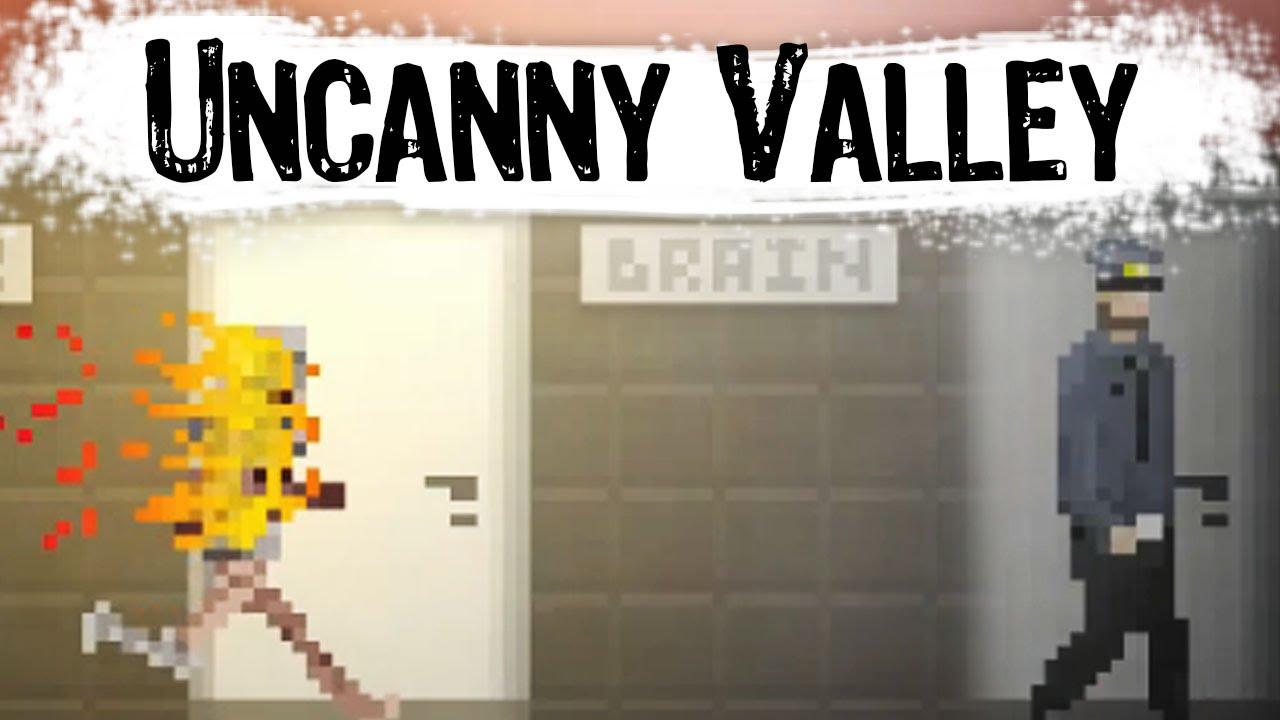 Uncanny Valley: la dura vita di una guardia di sicurezza