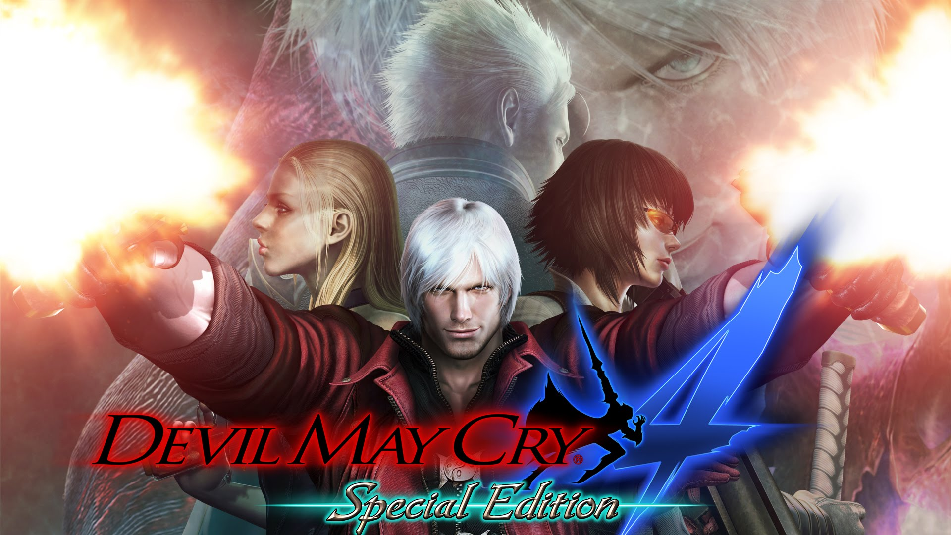 Devil May Cry 4: Special Edition – Harder, better, faster, stronger