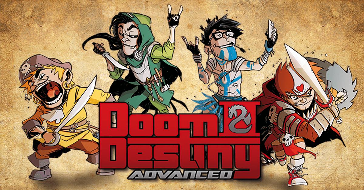 Doom & Destiny Advanced: litigare con i parenti