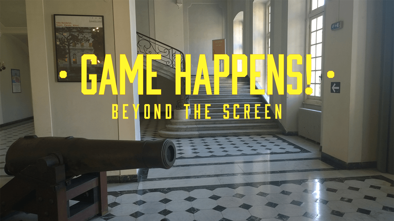 Game Happens 2015!: i giochi