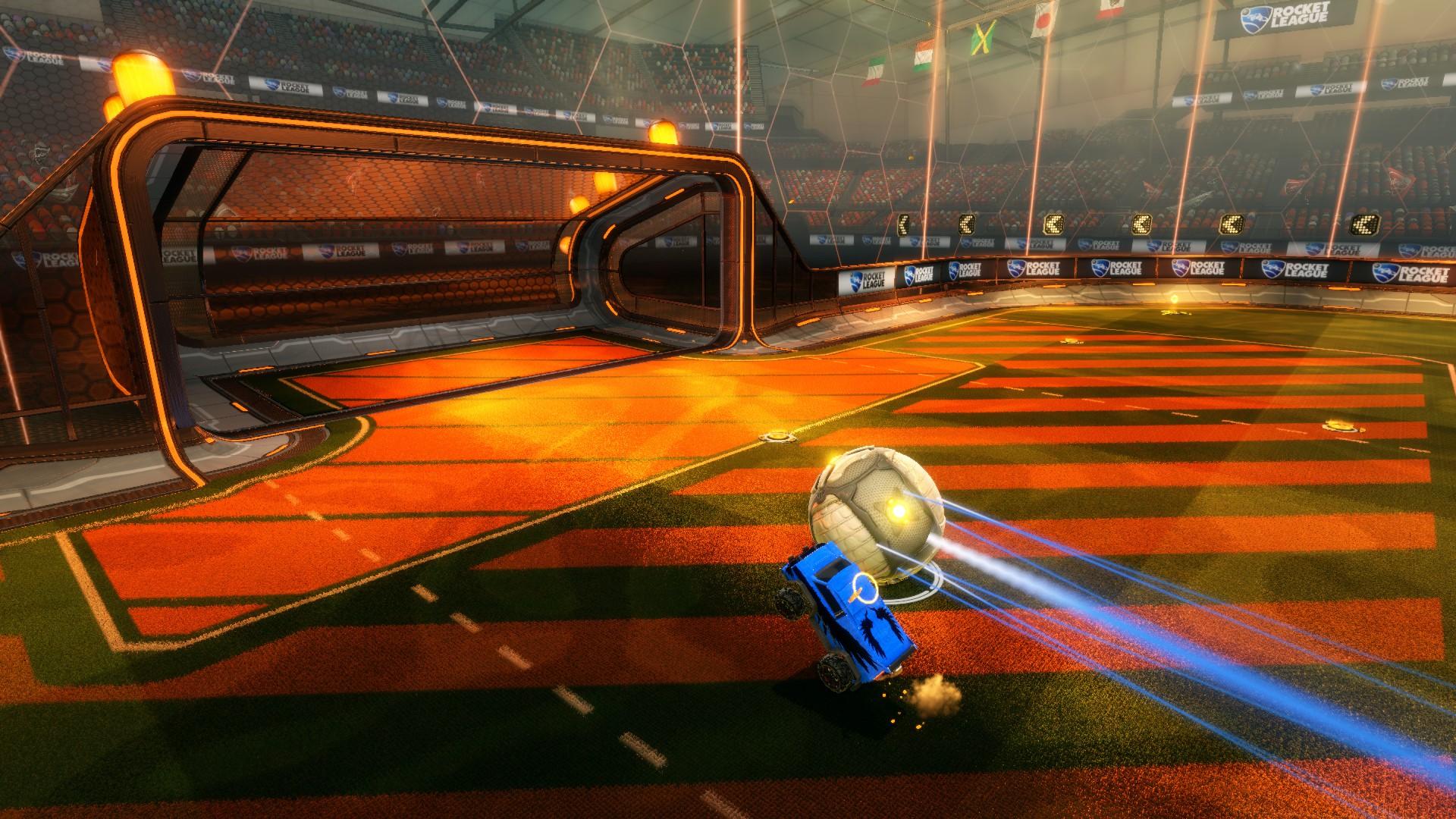 Rocket League: need for football