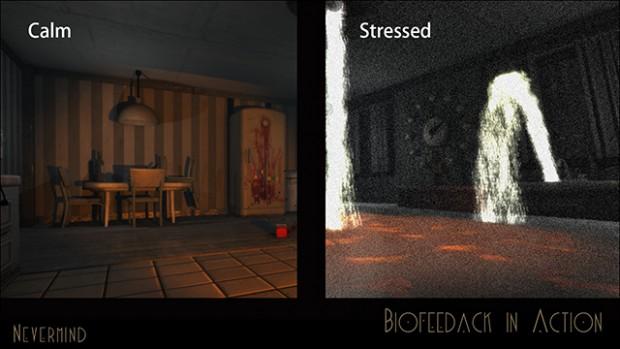 La differenza tra il gioco normale e l'utilizzo dei biosensori.