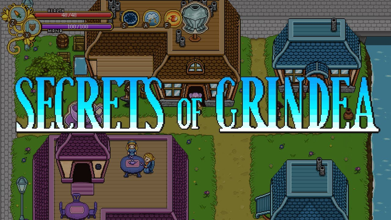 Secrets of Grindea: nostalgia in Early Access