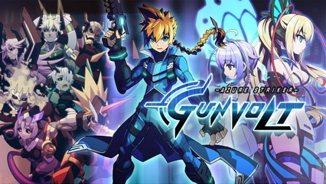 Azure Striker Gunvolt: I wanna be Mega Man