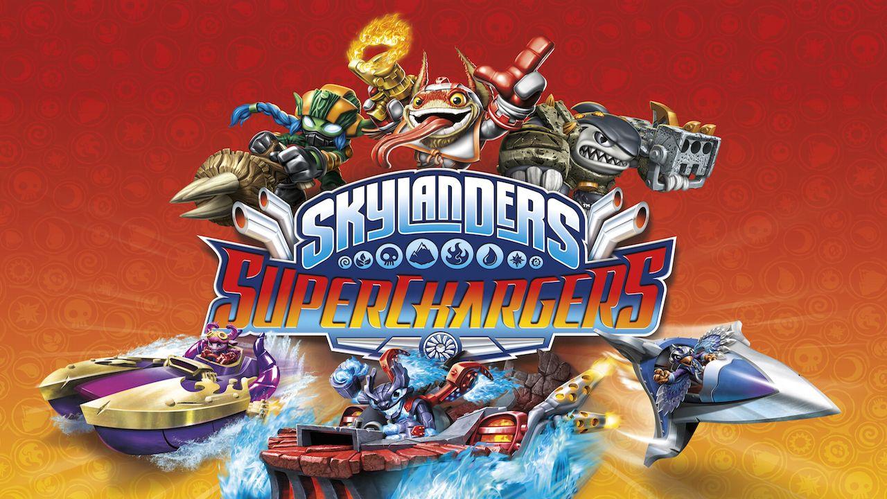 Skylanders Superchargers Anteprima Gamescom 2015