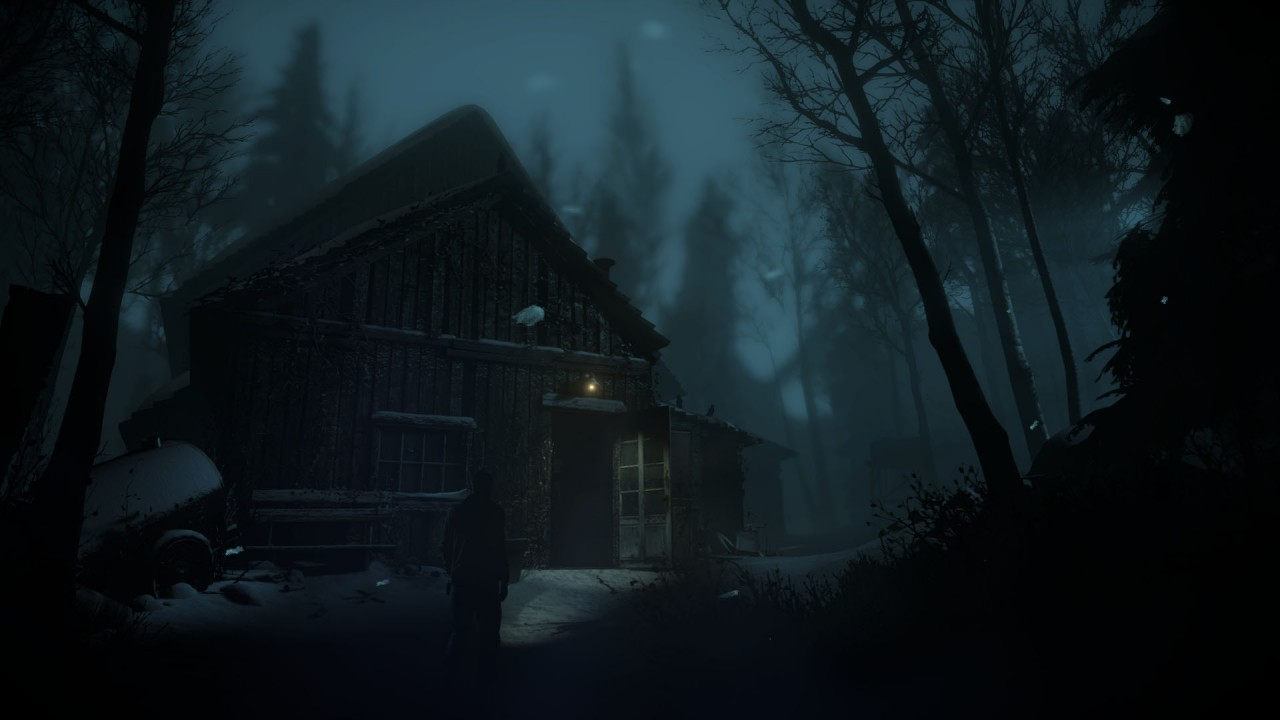 Until Dawn: a sound of thunder