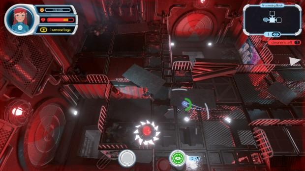 Screenshot di un momento di gioco.