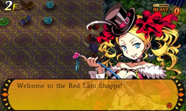 A volte sarà possibile imbatterci nel Red Lion Shoppe durante le nostre esplorazioni.