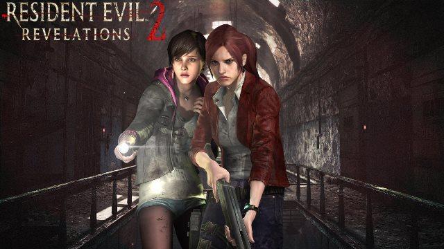 Resident Evil Revelations 2: orrore portatile per PlayStation Vita