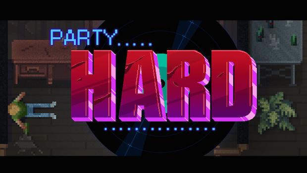 Party Hard: sgarbo brutto negli Anni '80