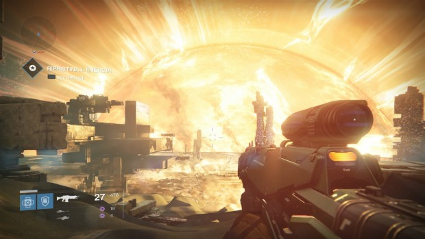 Screenshot di Destiny: Il Re dei Corrotti