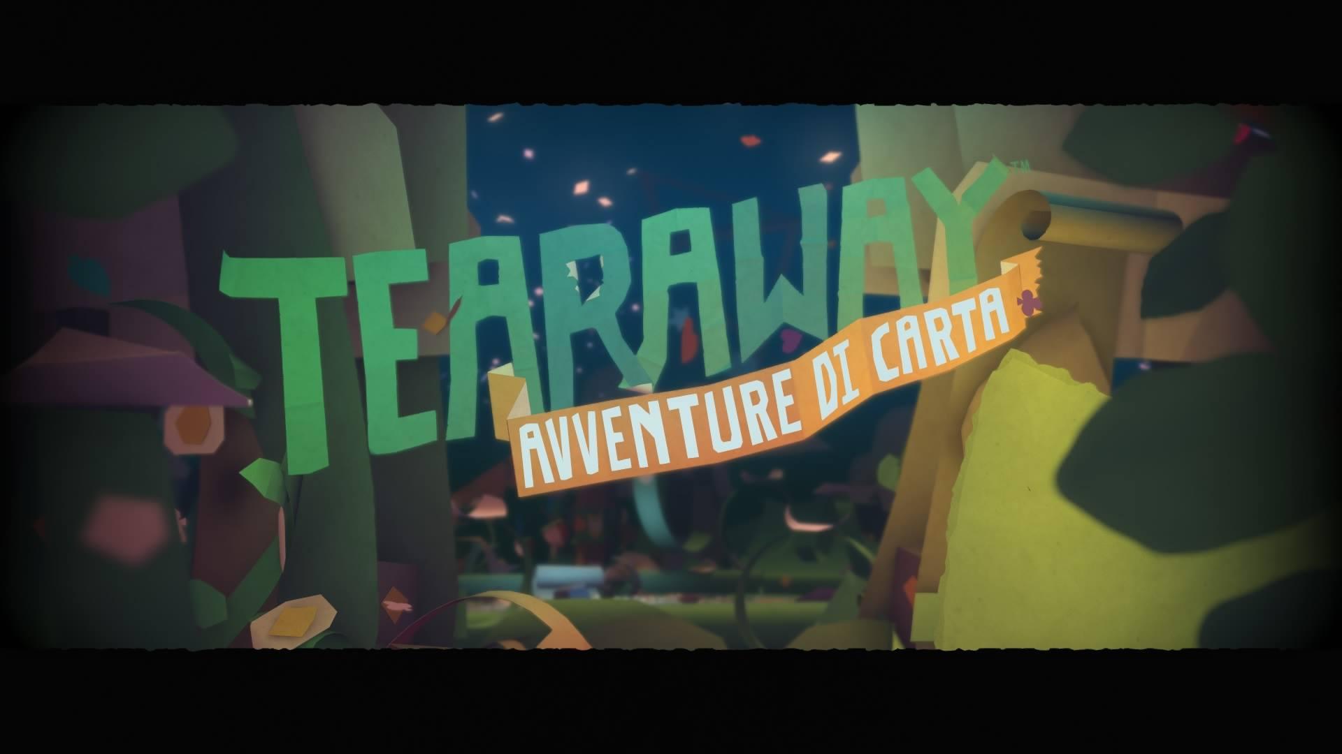 Tearaway: Avventure di carta – Beata fanciullezza.