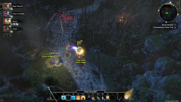 Screenshot del gioco.