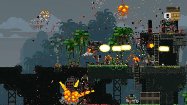 La giungla, i proiettiloni colorati, le esplosioni insolenti. Quanta nostalgia...