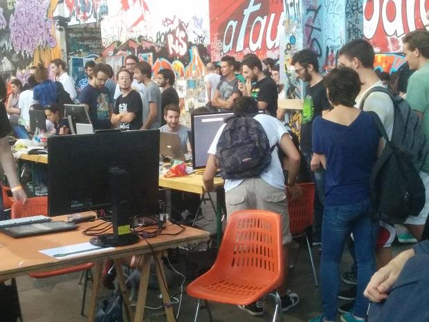 Game Over Milano Organizzatori