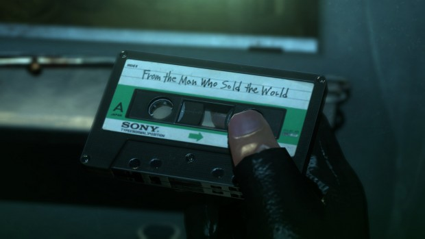 In una classica martellata sulla quarta parete, tipica della serie, la trama è riassumibile con The man who sold the world di David Bowie, ovviamente citata direttamente in-game.