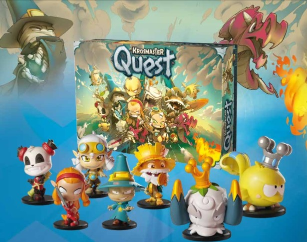 Krosmaster Quest: dungeon crawler da salotto